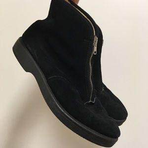 Vintage Snow Booties